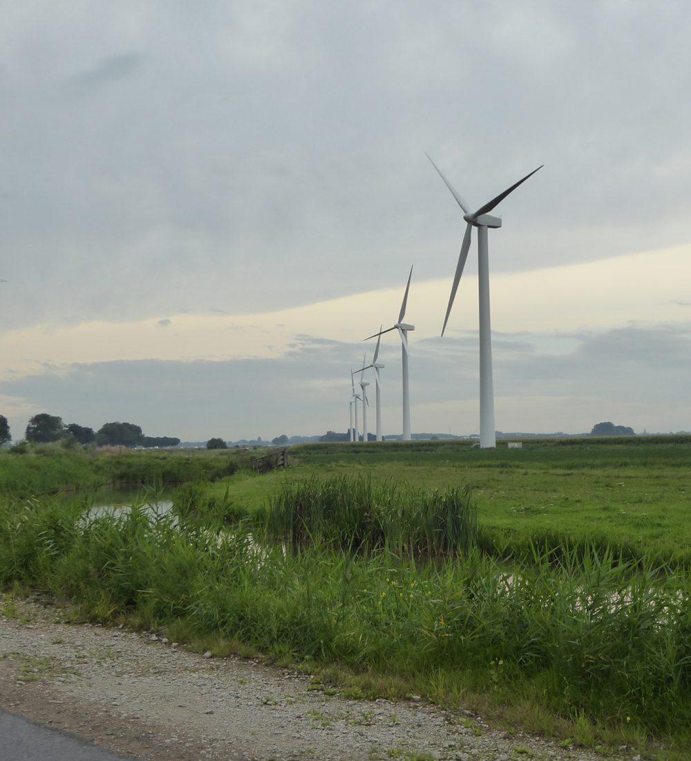 Windpark Lijsbeth Tijs