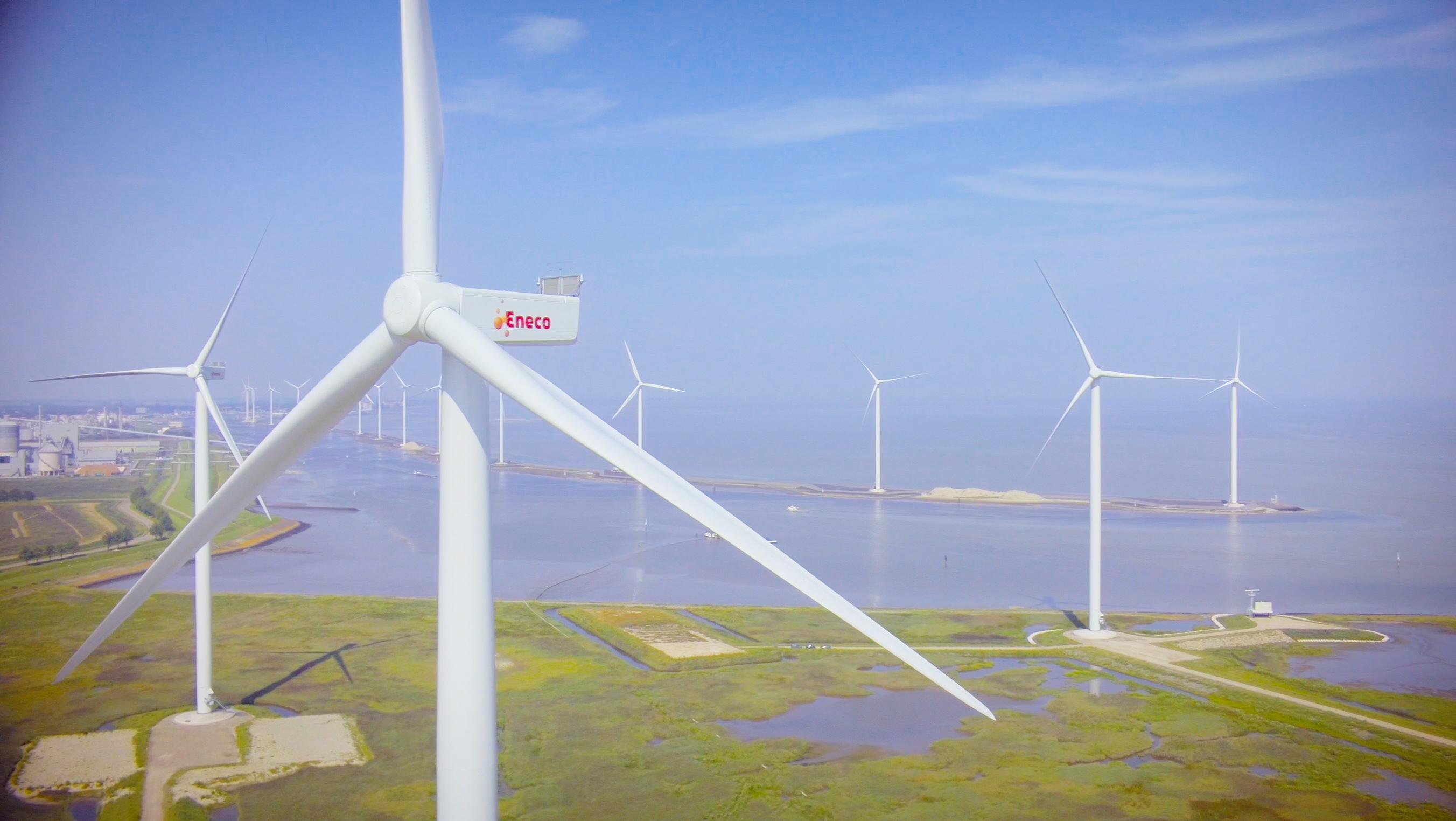 Wind Farm Delfzijl-Noord